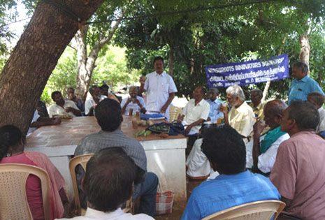 Annual Workshop with Grassroots Innovators at Puliyangudi, Tenkasi District, Tamilnadu