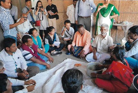 Training on Herbal Preparations for Animals, Tamilnadu